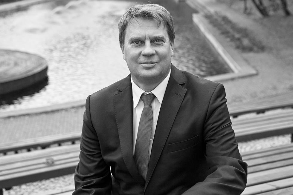 Henryk Mroziński, fot. Sławomir Ostrowski