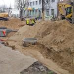 Od 8 marca budowa linii tramwajowej w centrum Olsztyna