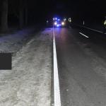 Weekend na drogach WiM: 1 osoba nie żyje, 7 rannych