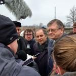 Rosjanie uczcili rocznicę śmierci gen. Czerniachowskiego