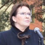 Ewa Kopacz: z otwartym sercem przyjmujemy uchodźców z Ukrainy