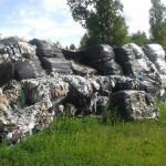 Góra śmieci zatruwa życie mieszkańców Prostek