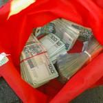 Policja przechwyciła narkotyki warte prawie milion złotych