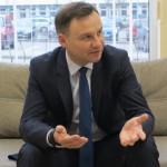 Nowy prezydent Andrzej Duda zaprzysiężony