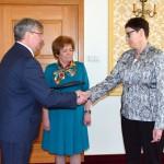 Wojewoda powołał Dorotę Anuszkiewicz i Krystynę Procyk