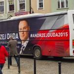 Politycy PiS podsumowują kampanię Andrzeja Dudy