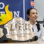 Zwycięstwo Joanny Jędrzejczyk na gali UFC w Berlinie