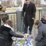 W Elblągu oddano hołd Borysowi Niemcowowi