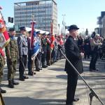Imieninowe obchody pamięci marszałka Józefa Piłsudskiego