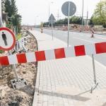 Zmiany w organizacji ruchu w Olsztynie. Kierowcy muszą uważać na  Leonharda, Lubelskiej, Budowlanej i Cementowej