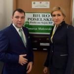 Otwarcie biura poselskiego PSL w Ełku