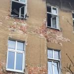 Groźny pożar na olsztyńskim Zatorzu