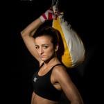 Powalczy o tytuł mistrzyni w kickboxingu