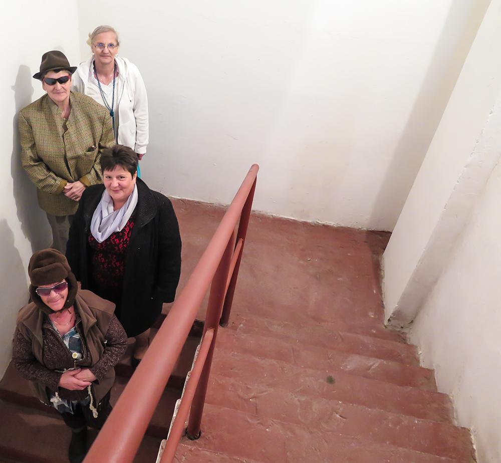 08820cbf10c09d Kabaret Emerytki z Targowa koło Dźwierzut. Fot. Anna Minkiewicz-Zaremba