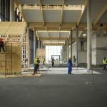 Szymany: na budowie lotniska trwają prace wykończeniowe