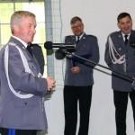 Pożegnali komendanta wojewódzkiego policji w Olsztynie