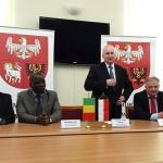 Arbet podpisał kontrakt z rządem Mali