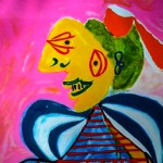 Prace Pabla Picassa na wystawie w Dobrym Mieście