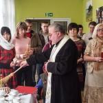 Wielkanoc uchodźców w Rybakach