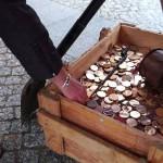 Skarb w centrum Olsztyna to Prima Aprilis :-)