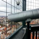 Turystyczna atrakcja Elbląga dostępna dla zwiedzających. Otwarto taras widokowy na wieży katedry św. Mikołaja