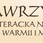 Wawrzyn – Literacka Nagroda Warmii i Mazur – nominacje 2015