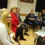 Anna Komorowska spotkała się w Olsztynie z kobietami