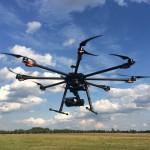 Rosyjskie drony nad Gołdapią