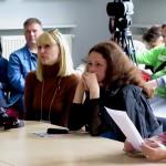Dziennikarze z Ukrainy w Radiu Olsztyn