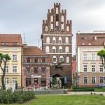 Kto zniszczył Bramę Lidzbarską w Bartoszycach?