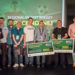 Piotr Brzozowski zwycięzcą Regionalnego Testu Wiedzy o Piłce Nożnej