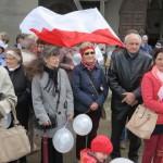 Ulicami Elbląga dla przeszedł Marsz dla Życia i Rodziny