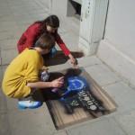Młodzieńcza sztuka wyszła na ulice Elbląga