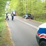 Zginęła żona pijanego kierowcy