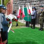 Olsztyn uczcił pamięć Marszałka Józefa Piłsudskiego
