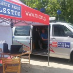 Radio Olsztyn rozpoczęło letnie studio wyjazdowe!