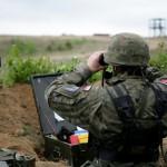 Żołnierze z Giżycka na manewrach w Drawsku