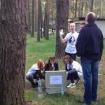 Warsztaty kryminalistyczne dla studentów z całej Polski