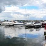 Na Jeziorach Mazurskich pierwszy powakacyjny weekend. Według ratowników zapowiada się obiecująco