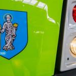 Na kilkaset tysięcy złotych szacowane są straty olsztyńskiego MPK po porannym zderzeniu samochodu z tramwajem