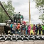 Dzień Dziecka z Radiem Olsztyn i Wojskiem Polskim!