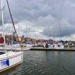 Pogoda sprzyja żeglowaniu po Wielkich Jeziorach. Nad bezpieczeństwem turystów czuwa MOPR