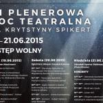 W Olsztynie rozpoczyna się Plenerowa Noc Teatralna