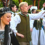 Festiwal mniejszości narodowych w Węgorzewie