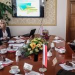 Rosyjski ambasador odwiedził Olsztyn