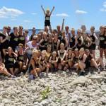Sukces olsztyńskich cheerleaderek w Chrowacji