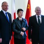 Wizyta chińskiej konsul w Olsztynie