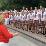 W Parku Centralnym koncertowały chóry