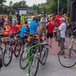 Turyści mogą już mknąć po rowerowej autostradzie