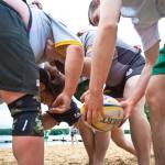 Rugbyści rozpoczynają plażową rywalizację